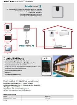 Interfaccia Wi-FI Fujitsu IS-IR-WIFI-1 3NDN0012