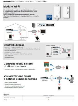 Interfaccia Wi-FI Fujitsu UTY-TFSXF2 3IVN9133
