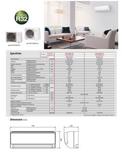 Climatizzatore Fujitsu Mono Split 18000 Btu ASYG18KLCA AOYG18KLCA